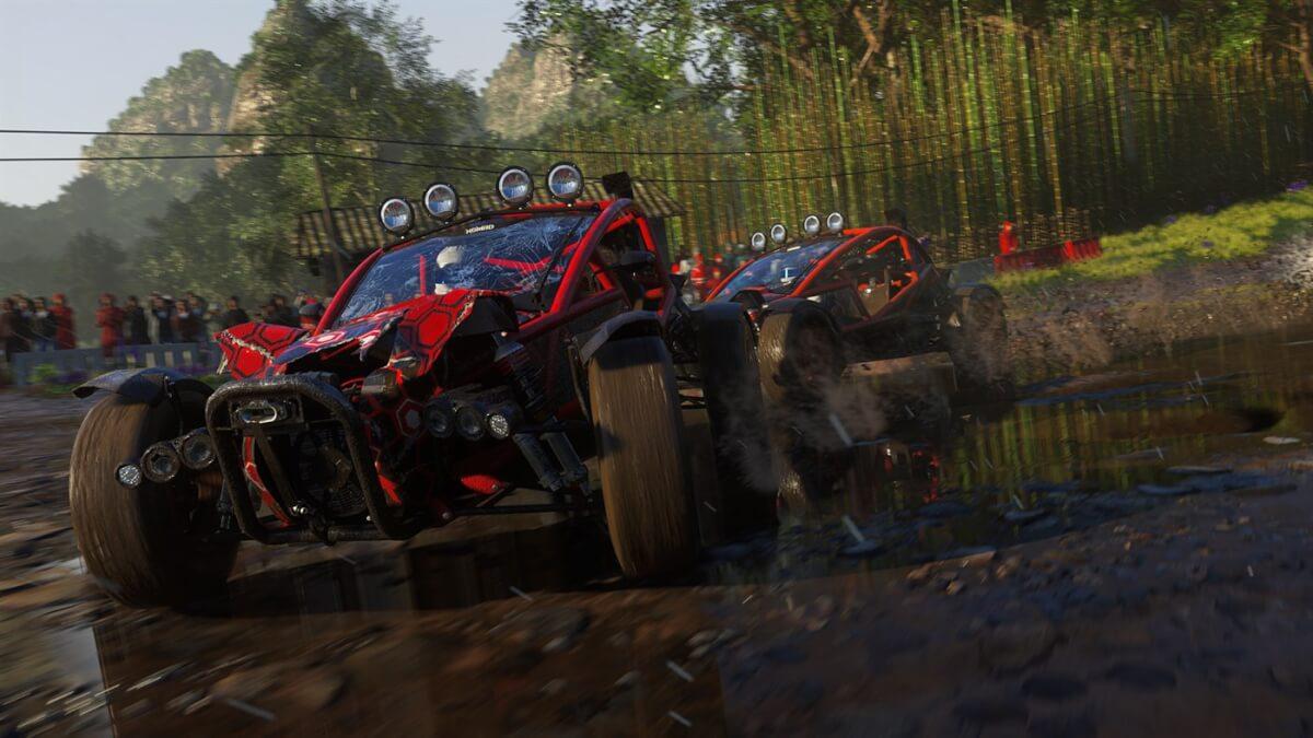 Dirt 5 - Ett racingspel som delar fansen